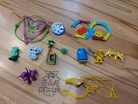 Отдается в дар Киндеры, мелкие игрушки и некомплекты
