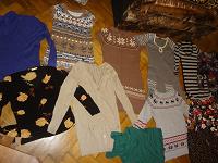 Отдается в дар Мешок одежды на девушку 42-44