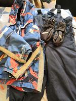 Отдается в дар Одежда и обувь на 1,5-2 годика (86-92)