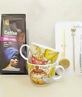 Отдается в дар Кофейный набор