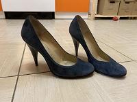 Отдается в дар Туфли замша 37 размер