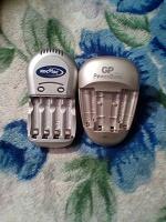 Отдается в дар Зарядные устройства для аккумуляторных батареек
