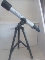 Отдается в дар Детский телескоп.