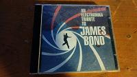Отдается в дар CD audio Rick Astley, James Bond
