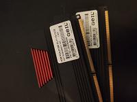 Отдается в дар Оперативная память Geil DDR3-2133, две плашки по 4Гб