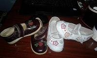 Отдается в дар туфельки для дівчинки