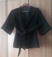 Отдается в дар Пальто женское черное