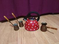Отдается в дар Чайник и турки
