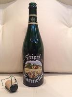 Отдается в дар Бутылка из зеленого стекла
