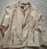 Отдается в дар Женская куртка кожзам, 44-46