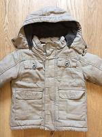 Отдается в дар Куртка детская на рост 86