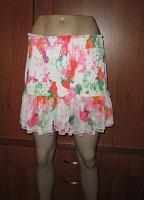 Отдается в дар Яркая летняя юбка
