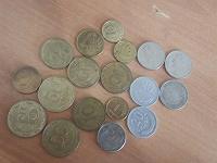 Отдается в дар Кучка монет