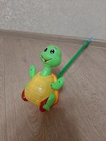 Отдается в дар Игрушка-каталка Черепаха