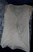 Отдается в дар Летние вещи (футболки, платье)