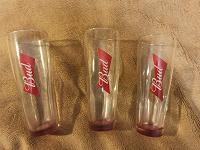 Отдается в дар Три пивных бокала