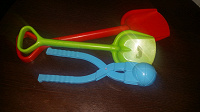 Отдается в дар Зимние игрурушки для радости детям