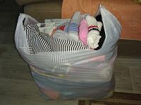 Отдается в дар Пакет вещей для девочки самовывоз