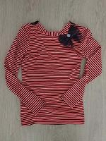 Отдается в дар гольф-блуза на девочку