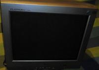 Отдается в дар Монитор «LG FLATRON ez T710PH» б/у