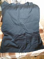 Отдается в дар Черная офисная юбка р. 48