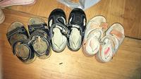 Отдается в дар Детска обувь для мальчика р 24-25