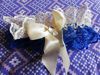 Отдается в дар Подвязка для невесты