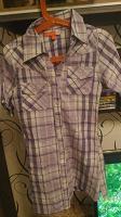 Отдается в дар Рубашка для девочки