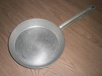 Отдается в дар Сковорода алюминиевая