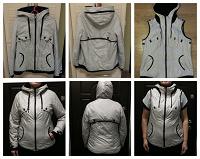Отдается в дар Куртка демисезонная, 50 размер.