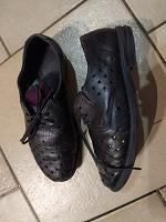 Отдается в дар ботинки школьные для мальчика, размер 33
