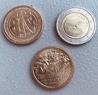 Отдается в дар Евроамериканские монетки