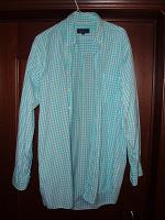 Отдается в дар Рубашка мужская (размер 54-56)