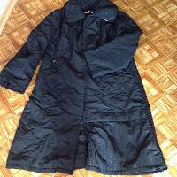 Отдается в дар Пальто на теплую зиму р 48-50