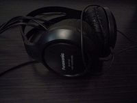 Отдается в дар Наушники Panasonic RP-HT161