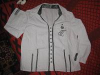 Отдается в дар Белая рубашка 48-50