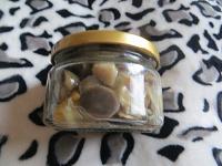 Отдается в дар Маленькая баночка грибов.
