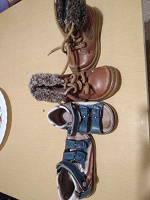 Отдается в дар Обувь 20размера