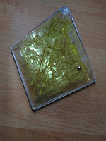 Отдается в дар Игрушка лабиринт с шариком 3D