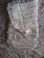 Отдается в дар Конверт для выписки + теплое одеяло