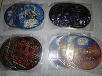 Отдается в дар диски с представлений братьев Запашных