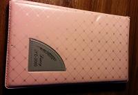 Отдается в дар Блокнот в клетку, розовый