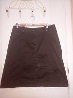 Отдается в дар Джинсовая юбка 46 размер