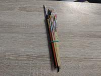 Отдается в дар Кисти для рисования, 15 шт.