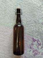 Отдается в дар Бутылка с бугельным замком