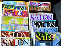 Отдается в дар Salon — журналы по дизайну интерьера.