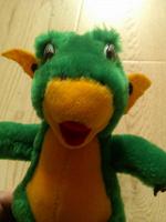 Отдается в дар Мягкая игрушка — дракончик