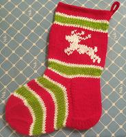 Отдается в дар Рождественский носок