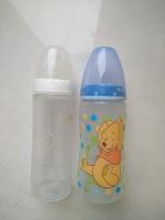 Отдается в дар Бутылочки и соски Nuk, 250 ml