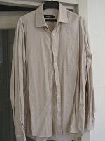 Отдается в дар Рубашка мужская на 54-180